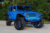 Blue-Custom-Jeep-Wrangler-0 Custom jeep wrangler Custom jeep R …