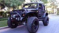 2008 Jeep Wrangler Custom  T170.1  Monterey 2016