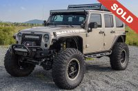 2015 Custom Wrangler Unlimited Rubicon- Project Vandal