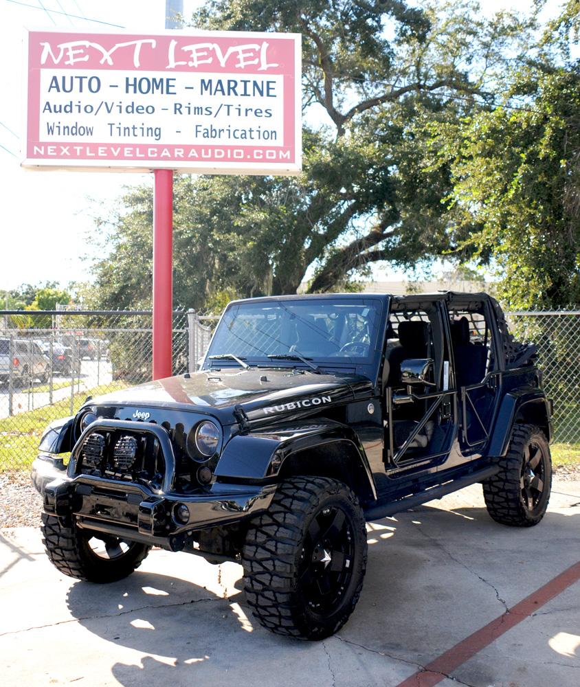 jeep-rubicon-custom-orlando  Orlando Custom Audio