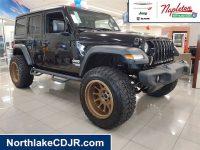 New 2020 Jeep Wrangler For Sale at Napletons Northlake Chrysler …