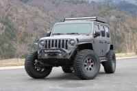 Dave Smith Custom Jeep Projects