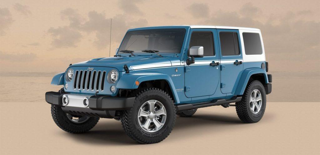 Introducing the Jeep Wrangler Chief  Palmer Custom Jeeps Atlanta GA