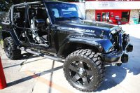 Custom Jeep Rubicon Unlimited  Orlando Custom Audio