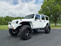 Jeep Wranglers Gallery  Dreamworks Motorsports