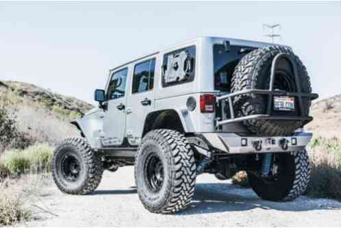 Jeep Wrangler 2013 For sale is a completely custom JK Unlimited …