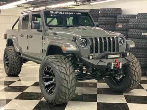 2020 Jeep Gladiator Custom Lifted Jeep Gladiator  202 Jeep Used …