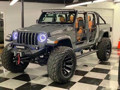 eBay Advertisement 2020 Jeep Gladiator Custom Lifted Jeep …