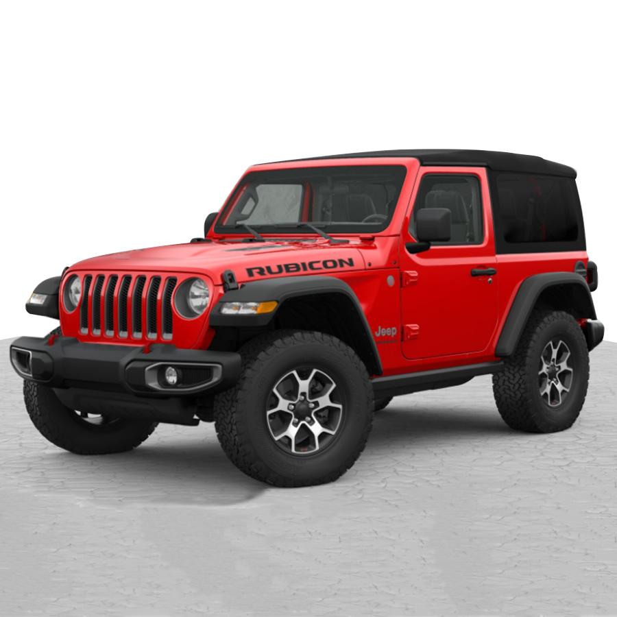 Mopar Jeep Wrangler JL  JLU Lift Kit With Fox Shocks