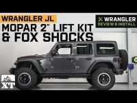 Jeep Wrangler JL Mopar 2 Lift Kit  Fox Shocks 2018 4 Door …