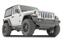 ROUGH COUNTRY 3.5in Jeep Suspension Lift Kit w Stage 2 Coils …