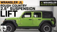 Jeep Wrangler JL Rough Country 2.5 Suspension Lift Kit 2018 …