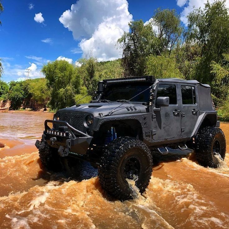 Jeep  in 2020  Jeep truck Dream cars jeep Custom jeep wrangler