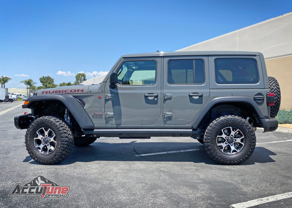 Jeep Wrangler JL 3 Lift Kit Stage 1  AccuTune Off-Road