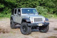 Jeep Wrangler 4.5 Premium Lift Kit 2007-2018 JK  Clayton Offroad