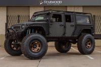 2017 Jeep Wrangler Unlimited NOMAD XL-3.0L ECO DIESEL CUSTOM EXO …