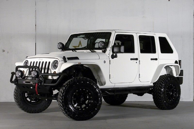 Pin by Hector Avila on Custom Lifted Jeeps For Sale  Jeep …