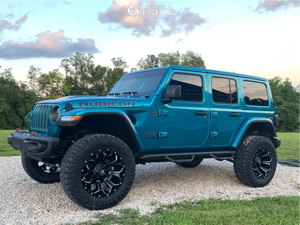 Rough Country 2.5 Suspension Lifts for 19-21 Jeep Wrangler 18 …