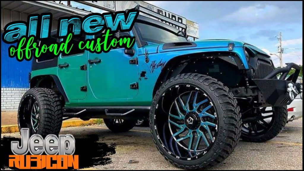 2021 Jeep wrangler RUBICON all new luxury and engineered design …