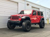 Jeep Wrangler JL 3 Lift Kit Stage 3  AccuTune Off-Road