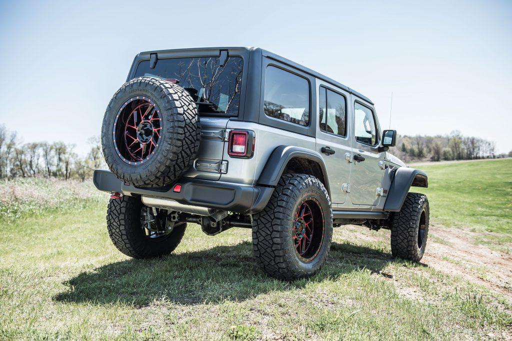 Jeep Wrangler JL 3 inch Lift Kit Nitro Shocks 4-Door Zone – J31N …