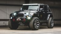 Survive the apocalypse with this 50k custom Jeep Wrangler  Top Gear
