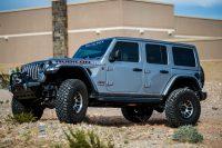 Jeep Wrangler 2.5 OVERLAND Lift Kit 2018 JL  Clayton Offroad