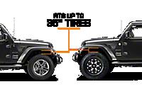 2018-2021 Jeep JL Lift Kits  Wrangler  ExtremeTerrain