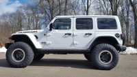 Clayton Off-Road 2.5 Premium Lift Kit for 2018-Current Jeep …
