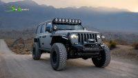 Win a Custom Jeep Wrangler Rubicon from DeBerti and 20000