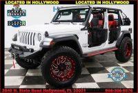 2020 Used Jeep Wrangler Unlimited CUSTOM JEEPS at Haims Motors …